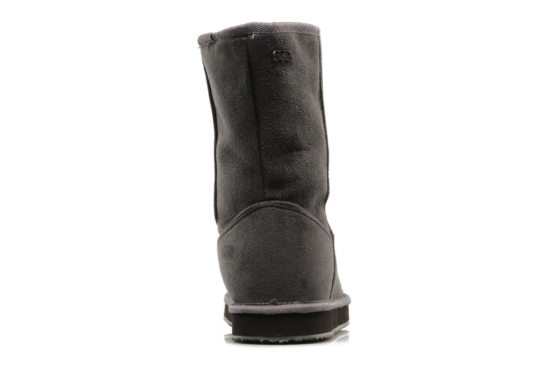 Bottines et boots Buffalo Delfina Gris vue droite