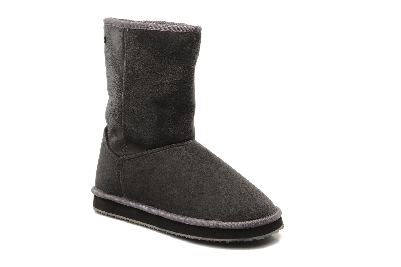 Bottines et boots Buffalo Delfina Gris vue détail/paire