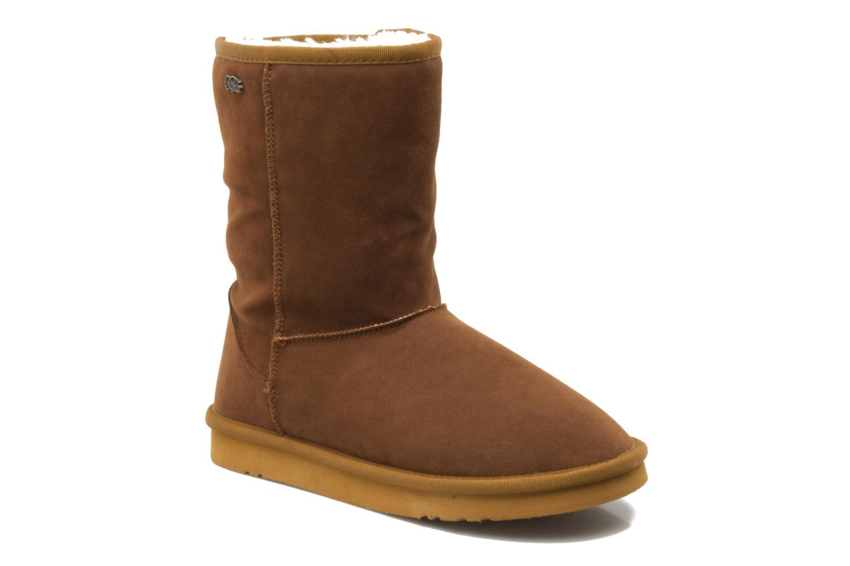 Stiefeletten & Boots Buffalo Delfina braun detaillierte ansicht/modell