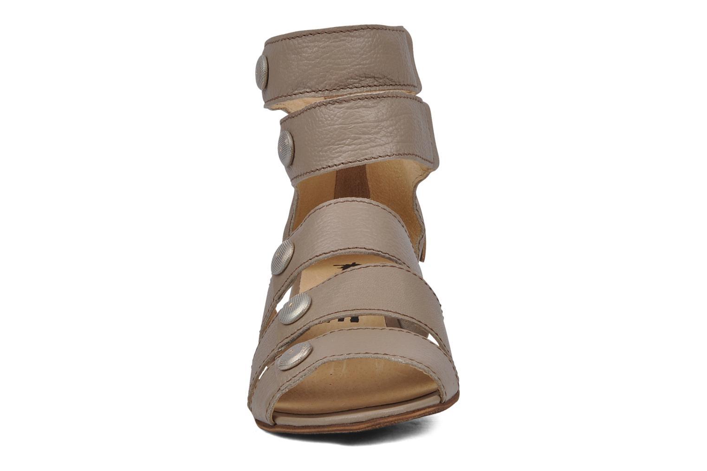 Sandals Dkode Flora Beige model view