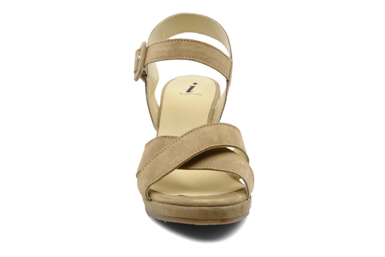 Sandalen Perlato Paros Beige model