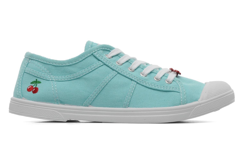 Sneakers Le temps des cerises Basic 02 Blauw achterkant