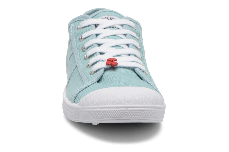 Sneakers Le temps des cerises Basic 02 Groen model
