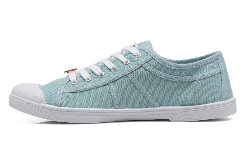 Sneakers Le temps des cerises Basic 02 Groen voorkant