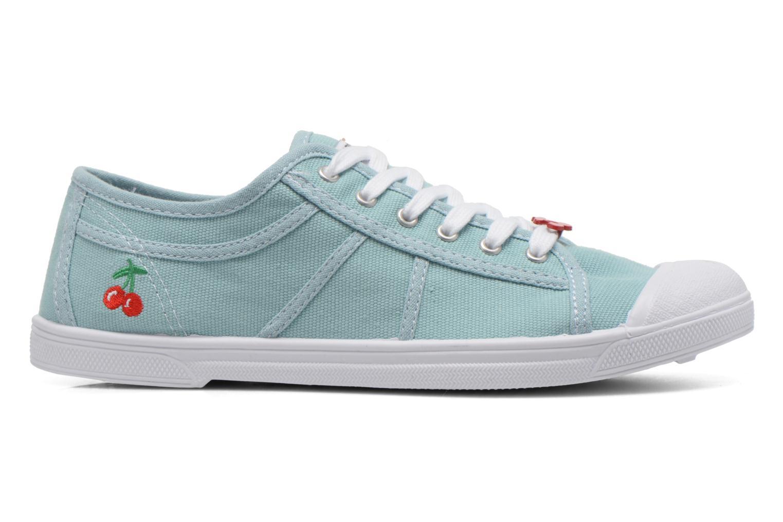 Sneakers Le temps des cerises Basic 02 Groen achterkant