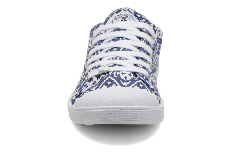 Sneakers Le temps des cerises Basic 02 Multicolor model