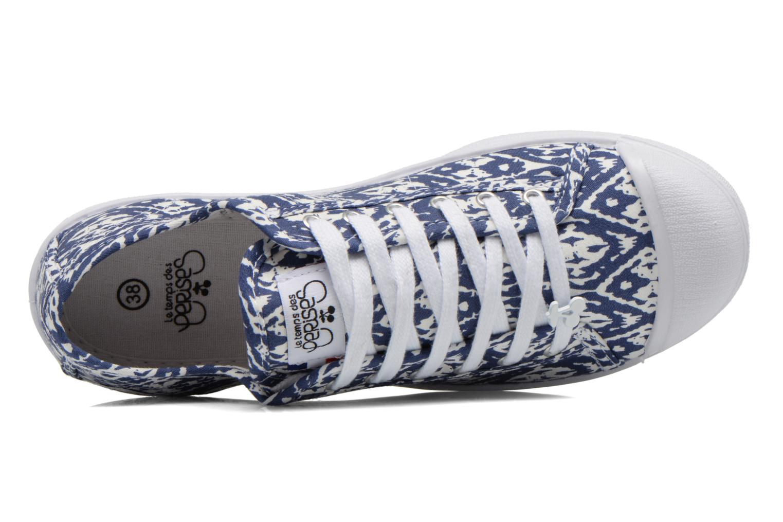 Sneakers Le temps des cerises Basic 02 Multicolor links