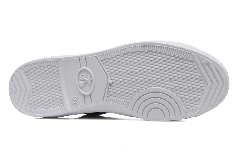 Sneakers Le temps des cerises Basic 02 Multicolor boven