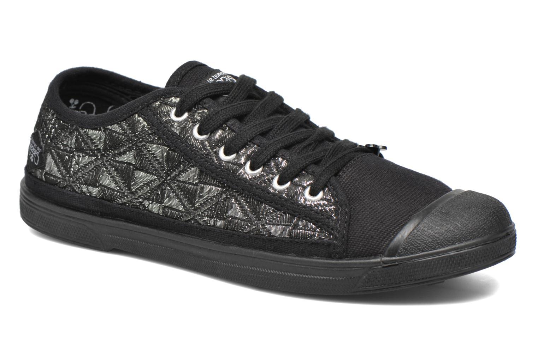 Sneaker Le temps des cerises Basic 02 silber detaillierte ansicht/modell