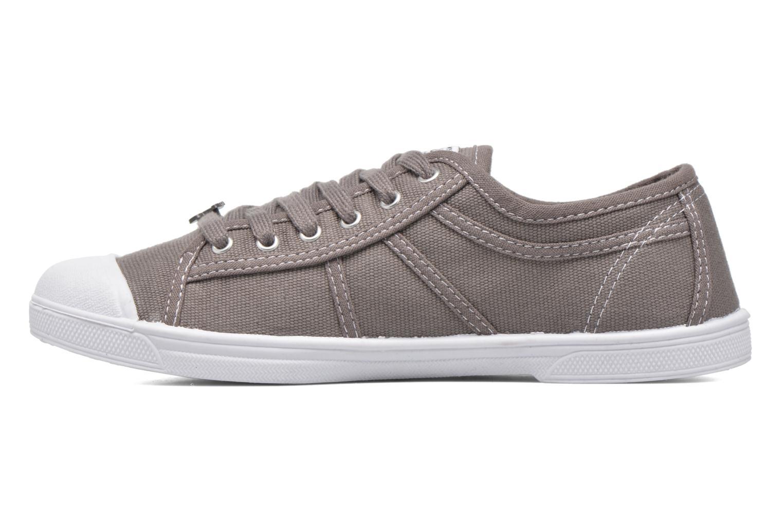 Sneaker Le temps des cerises Basic 02 braun ansicht von vorne