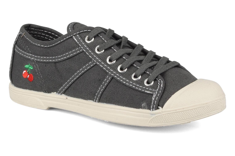 Sneaker Le temps des cerises Basic 02 grau detaillierte ansicht/modell