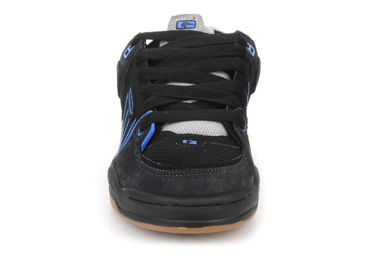 Chaussures de sport Globe Fusion Noir vue portées chaussures