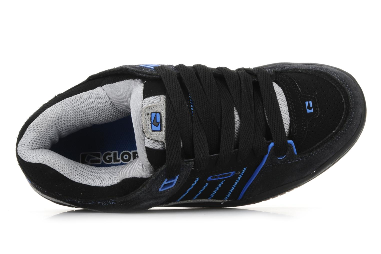 Chaussures de sport Globe Fusion Noir vue gauche