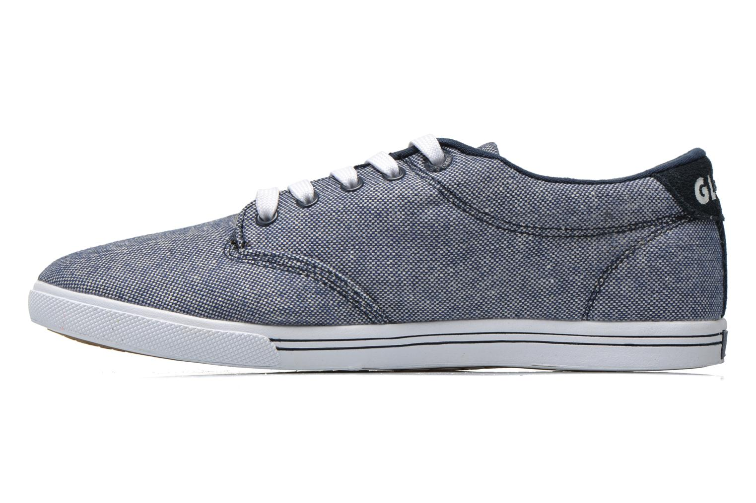 Sport shoes Globe Lighthouse slim Blue front view