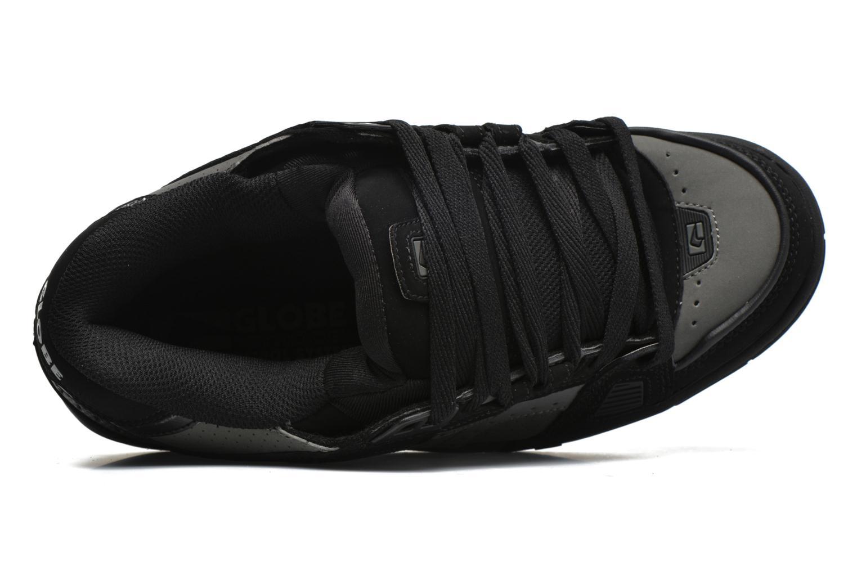 Sabre Black Gummetal Grey