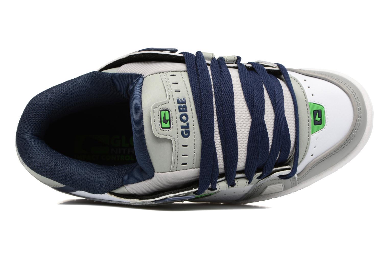 Chaussures de sport Globe Sabre Gris vue gauche