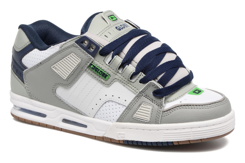 Sportssko Globe Sabre Grå detaljeret billede af skoene