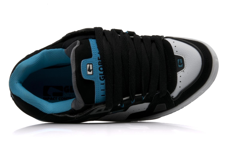 Scarpe sportive Globe Sabre Nero immagine sinistra