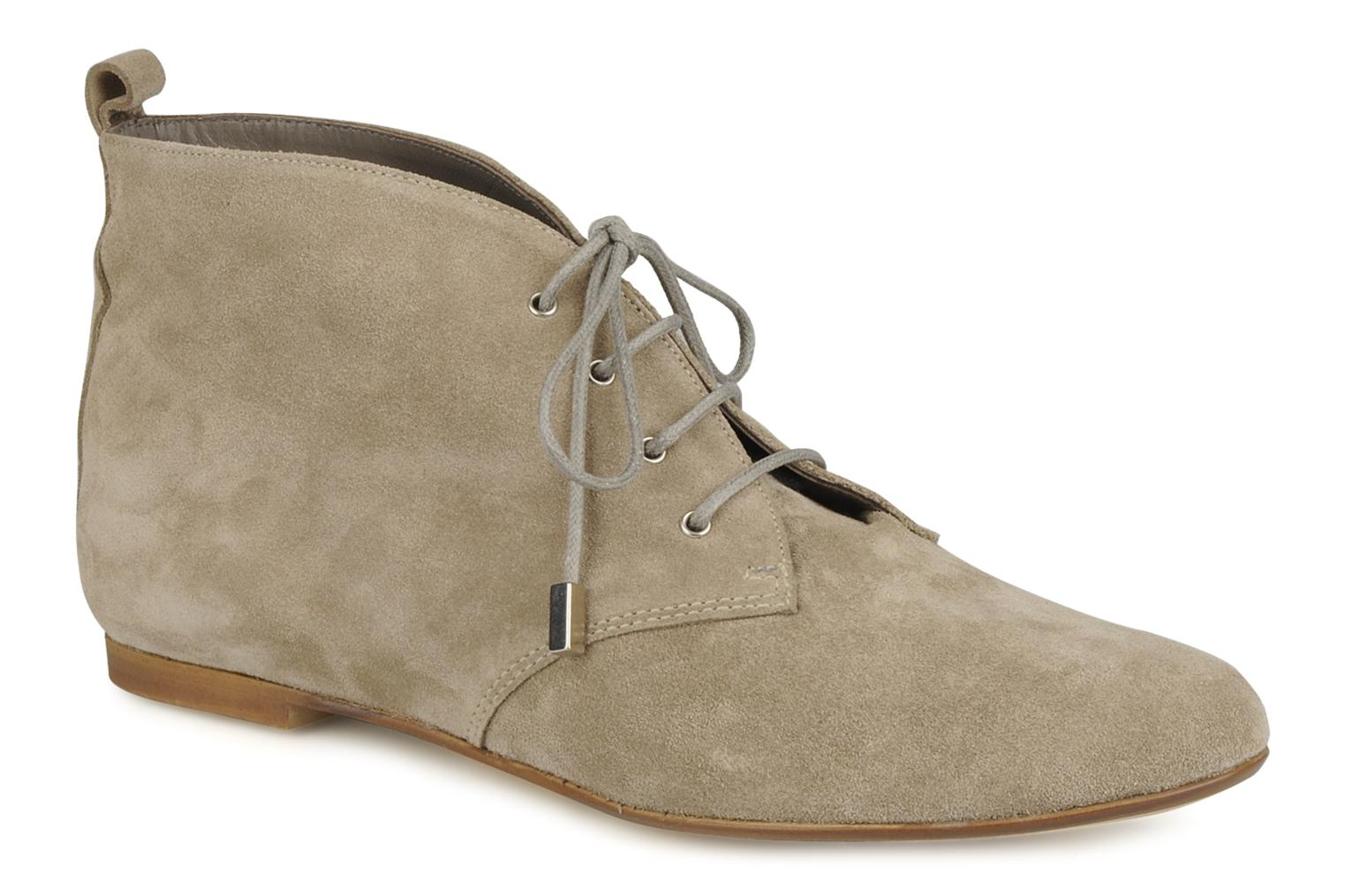 Ankle boots Emma Go Stella Beige detailed view/ Pair view