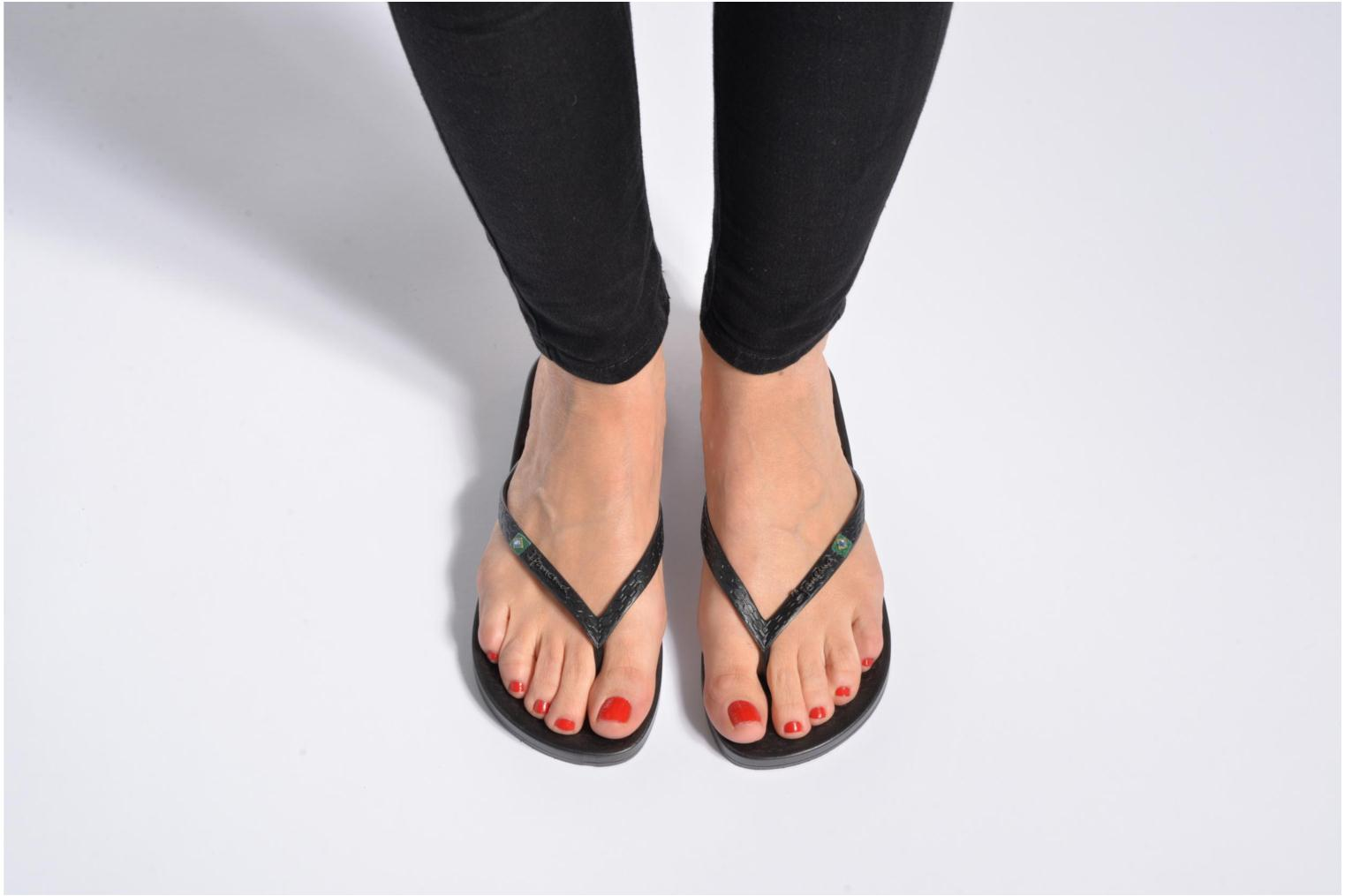 Flip flops Ipanema Anatomic brilliant iii f. White view from underneath / model view