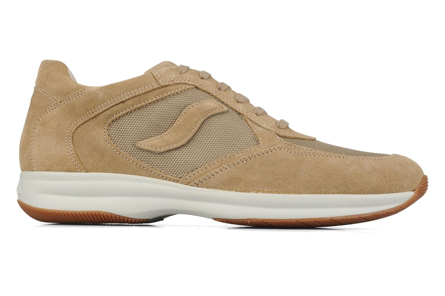 Trainers Stonefly Vision man 2 Beige back view