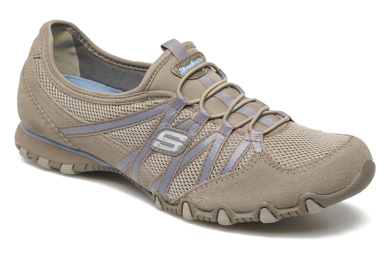 Sneaker Skechers Hot-ticket 21159 beige detaillierte ansicht/modell