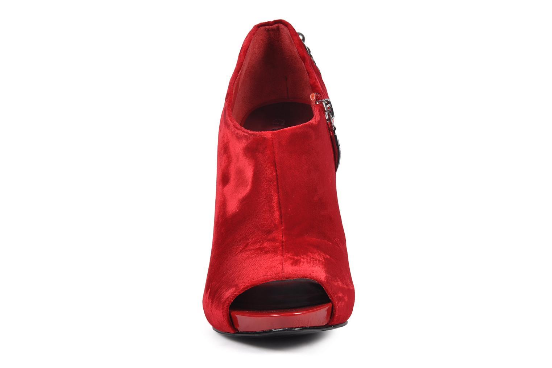 Stiefeletten & Boots Guess Trynt rot schuhe getragen