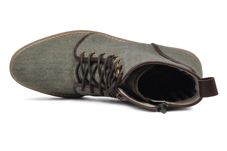 Stiefeletten & Boots Mellow Yellow Jamaica grün ansicht von links