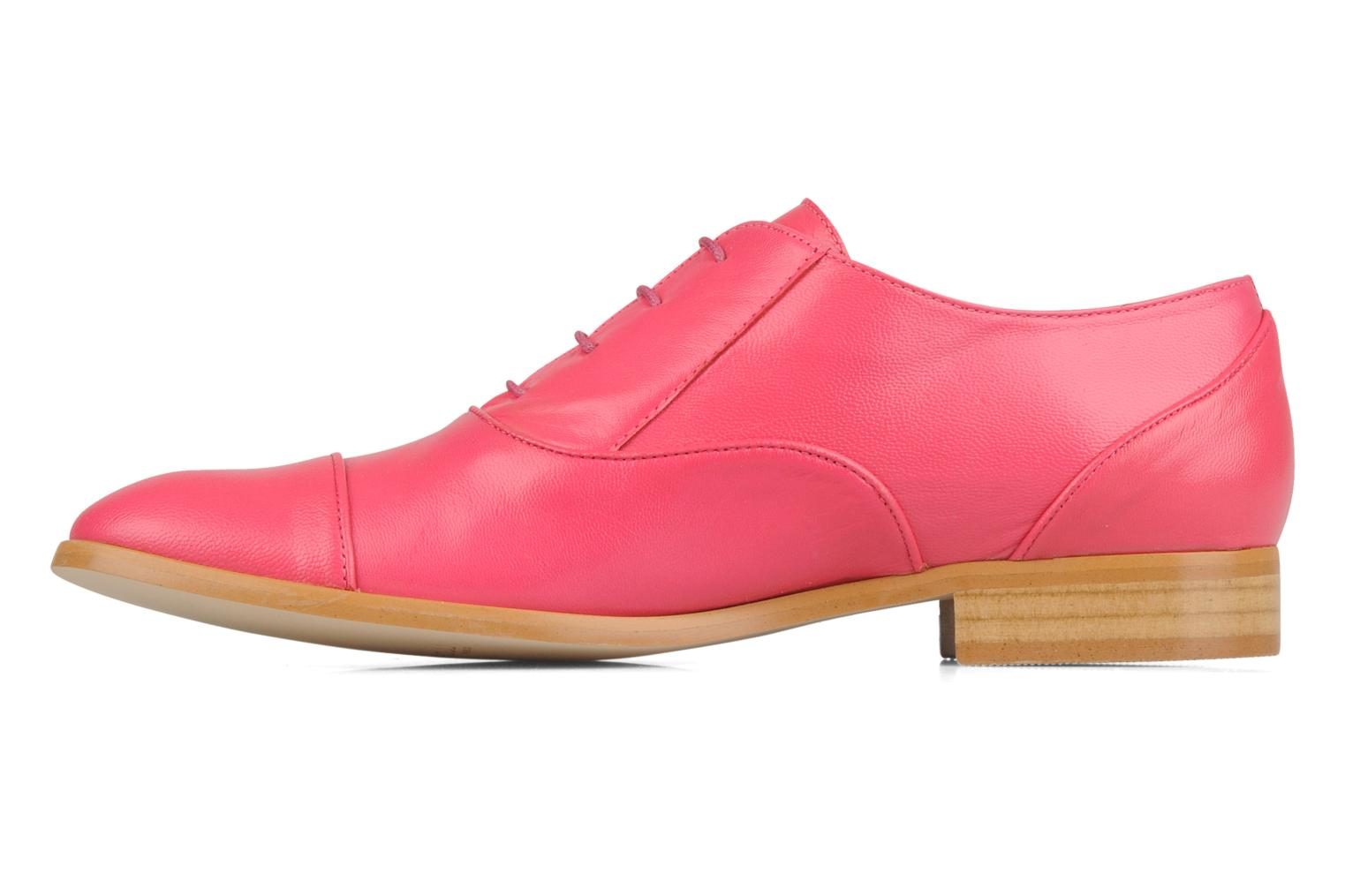Chaussures à lacets Mellow Yellow Jelata Rose vue face