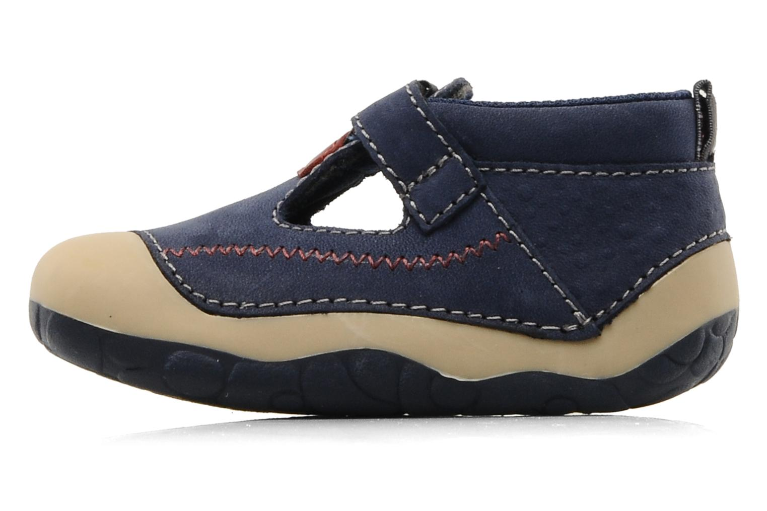 Tiny Navy nubuck