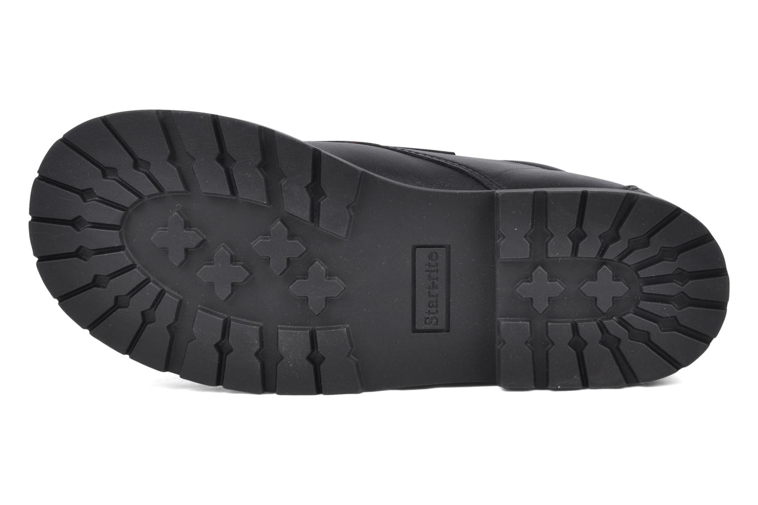Velcro shoes Start Rite Will Black view from above