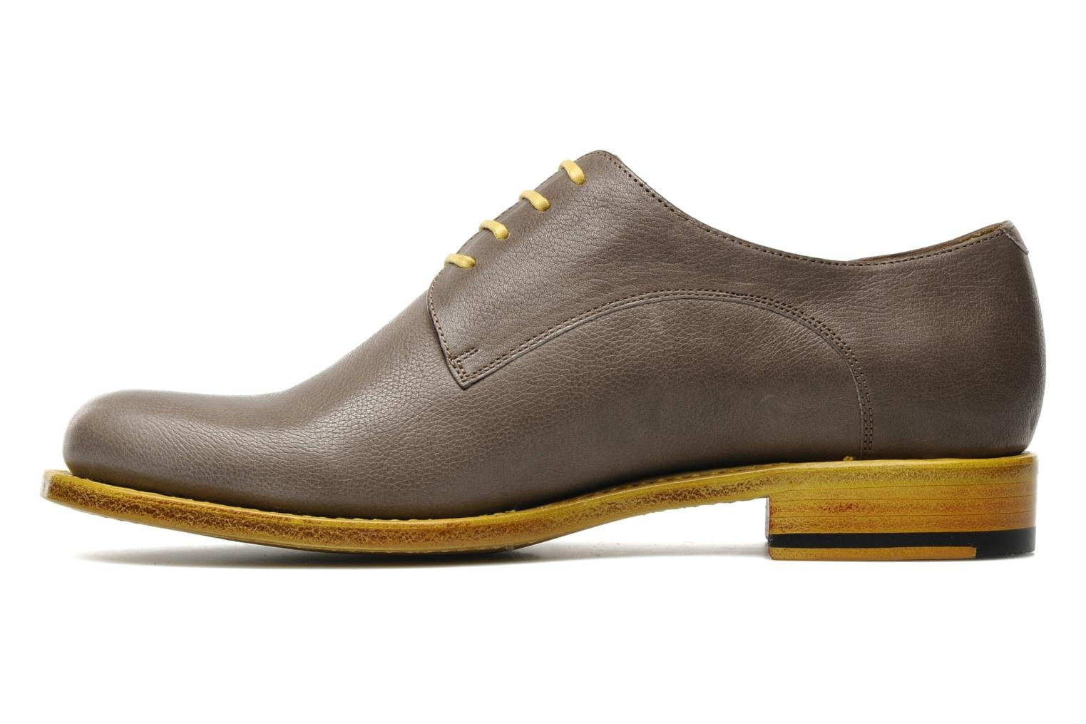 Chaussures à lacets Free Lance Arely derby Vert vue face