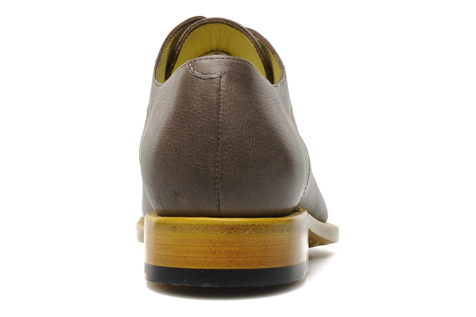Chaussures à lacets Free Lance Arely derby Vert vue droite