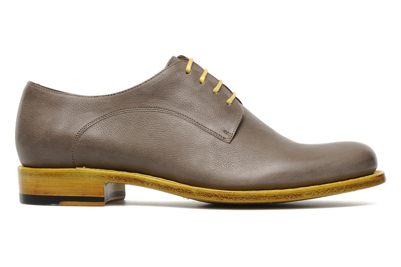 Chaussures à lacets Free Lance Arely derby Vert vue derrière