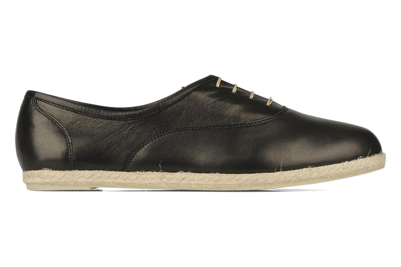 Chaussures à lacets Zespà Salhia Noir vue derrière