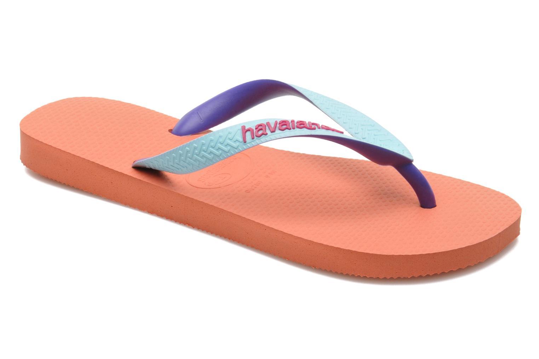 Havaianas Top F Orange x1xyz