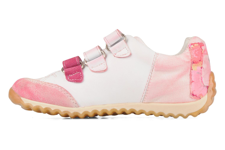 Sneakers Naturino Meiji Rosa immagine frontale