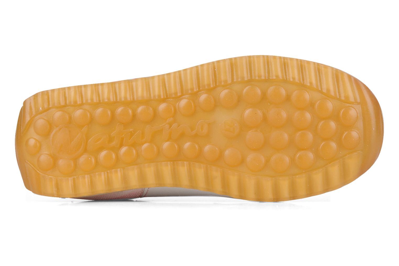 Sneakers Naturino Meiji Rosa immagine dall'alto