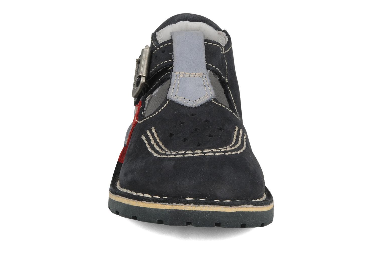 Stiefeletten & Boots Kickers Liko blau schuhe getragen
