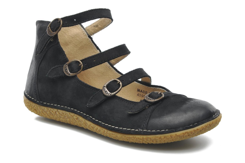 Zapatos promocionales Kickers Honore (Negro) - Bailarinas   Descuento de la marca