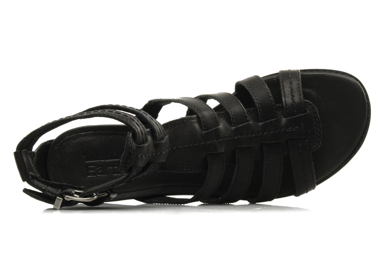 Sandalen Timberland Earthkeepers kennebunk braided gladiator Zwart links