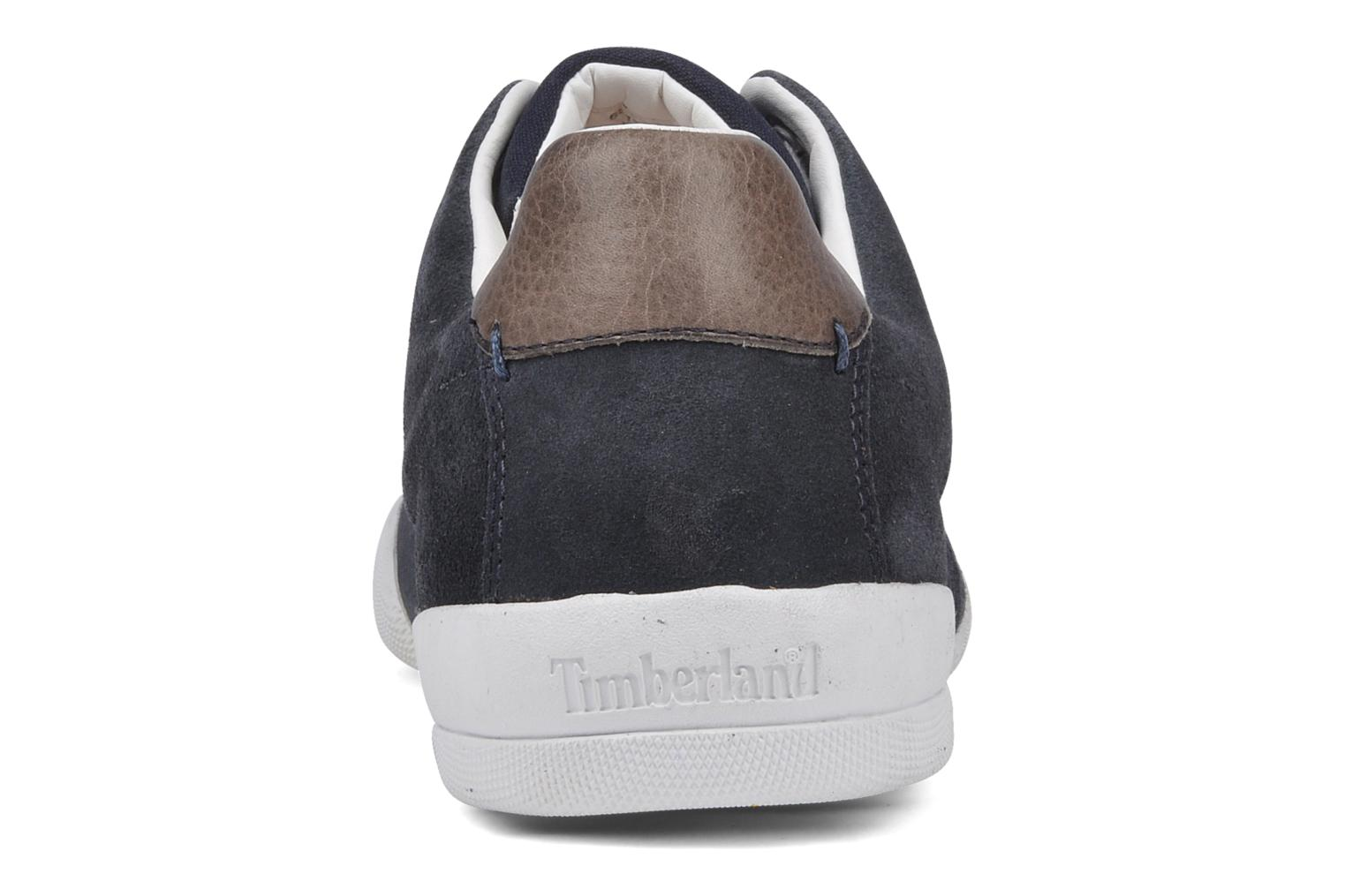 Sneakers Timberland City adventure split cup sole Blauw rechts