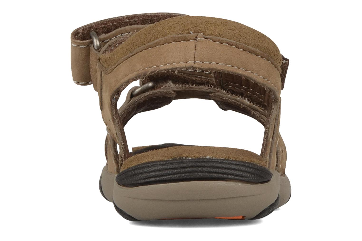 Earthkeepers oyster river sandal Greige brown