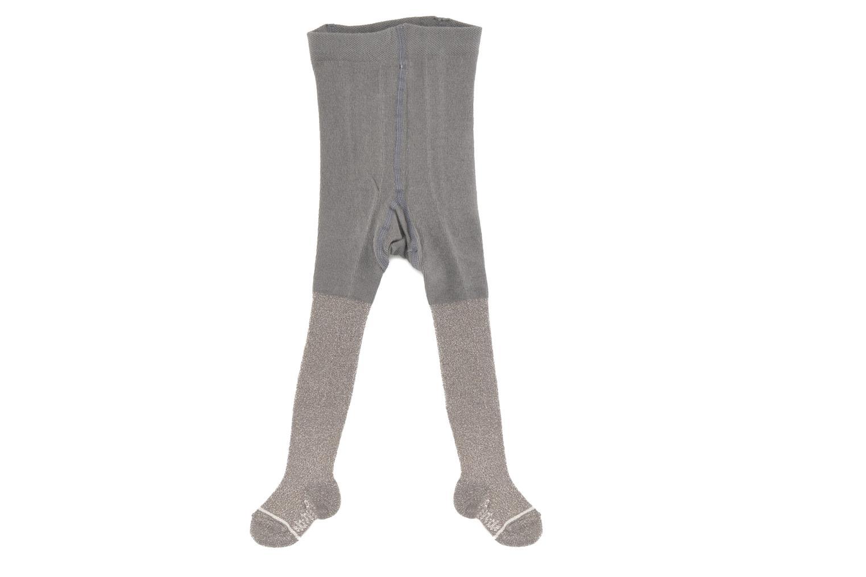 Chaussettes et collants Start Rite Tights lurex Gris vue haut