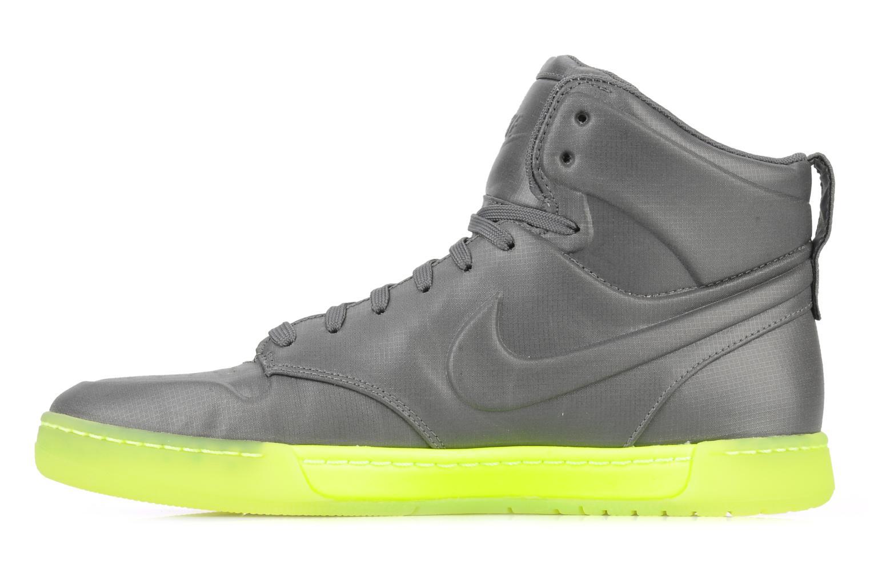 Sneaker Nike Wmns nike air royalty mid vt grau ansicht von vorne