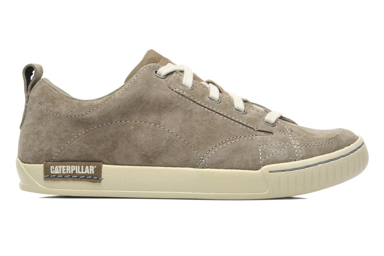 Sneakers Caterpillar Modesto Grijs achterkant