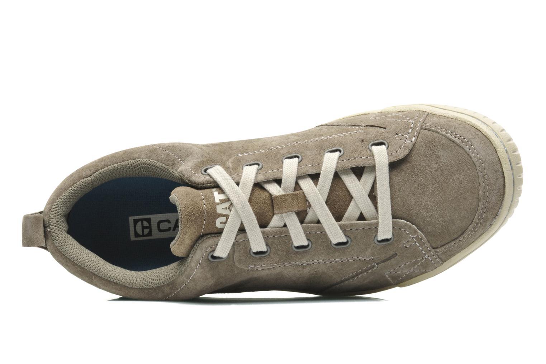 Sneaker Caterpillar Modesto grau ansicht von links