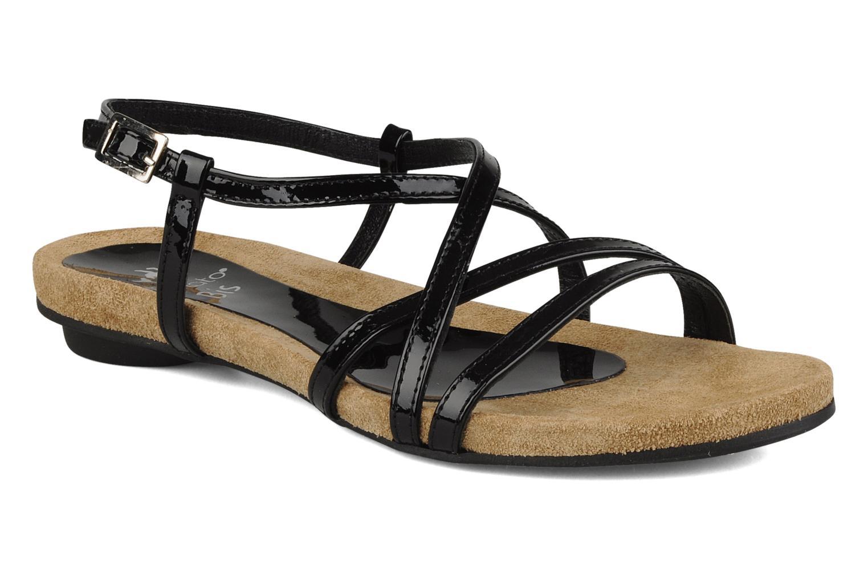 Sandalen Perlato Izalik schwarz detaillierte ansicht/modell