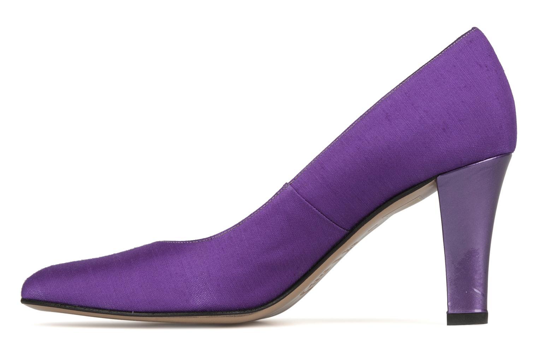 High heels Carel Verveine Purple front view