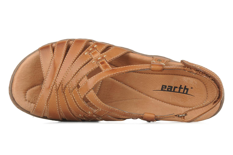 Sandalen Kalso Earth Imagine braun ansicht von links